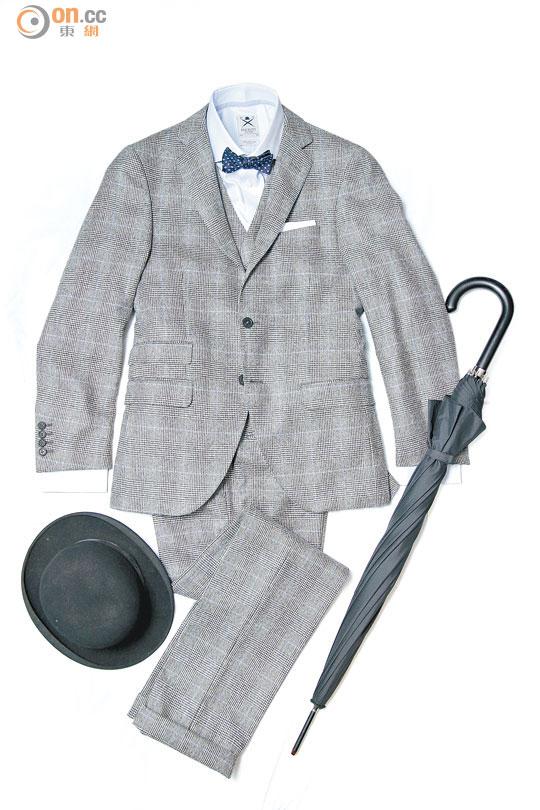 「西」方紳士 Suits - 東方日報