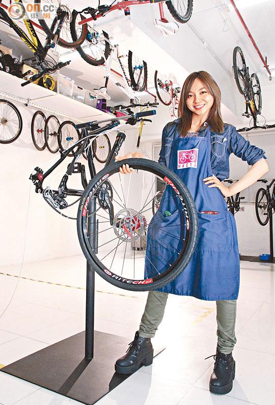 整單車要講心 - 東方日報