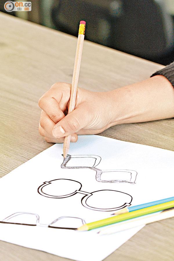 眼鏡設計 突破視覺框框 - 東方日報