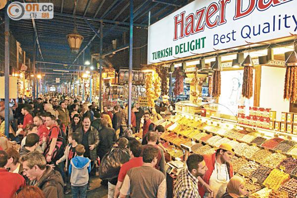 Istanbul 購物速遊 - 東方日報