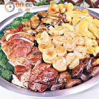 盆滿缽滿盆菜宴 - 東方日報