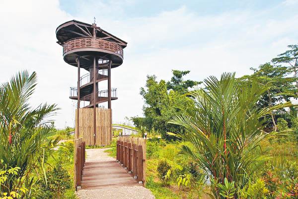 新加坡新國立公園維園3倍咁大 - 東方日報