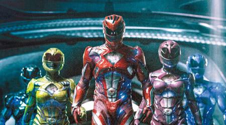 Go Go Power Rangers !真人覺醒 - 東方日報