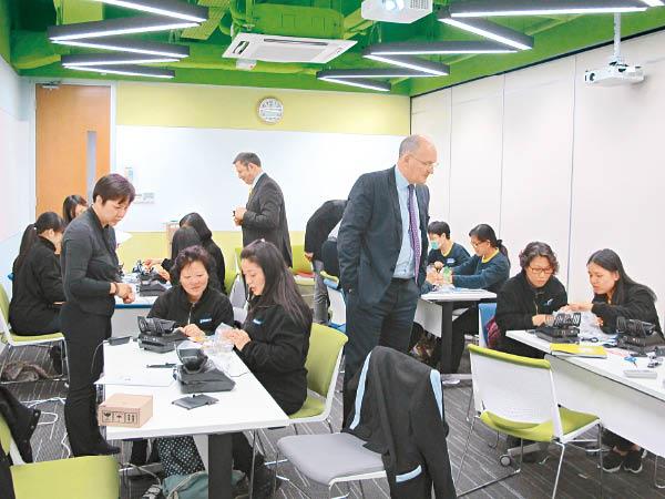 資歷架構課程為零售業增值 - 東方日報