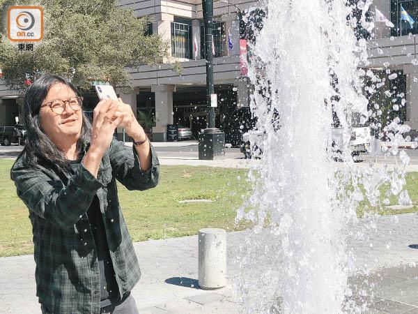 夏永康實測iPhone XS 美國街頭抓拍 - 東方日報