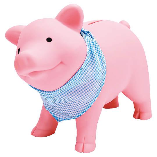 又紅又膠 滿載回憶的「豬」錢罌 - 東方日報