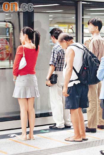 [品行] 港鐵半小時三宗拍裙底 | 年青人資訊臺