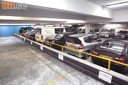 紅磡停車場政府霸而不用 - 東方日報
