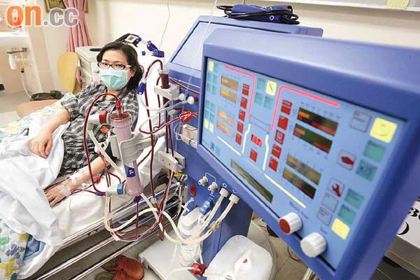 洗血加抗生素提升生存率 - 東方日報
