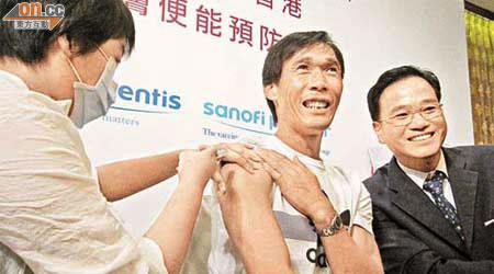 醫健:皮內注射流感疫苗如蟻咬 - 東方日報
