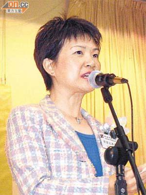 黃碧兒:校園驗毒初見效 - 東方日報