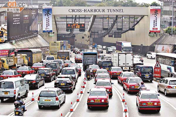 三隧分流不提回購 - 東方日報