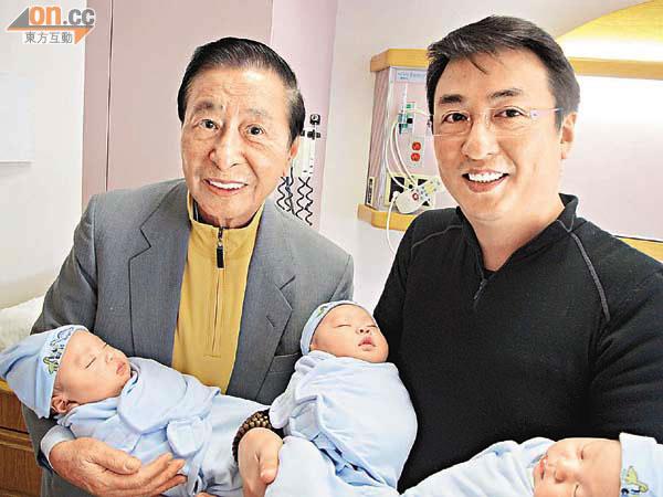 疑代母產子警查李家傑 - 東方日報