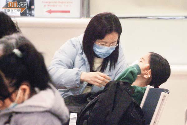 兒童流感劇增攻陷私院 - 東方日報