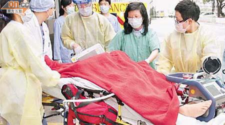 東區醫院五病人染豬流 - 東方日報