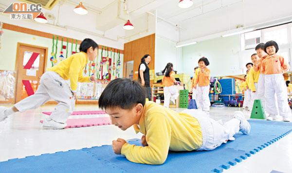 少油多運動 學童更健康 - 東方日報