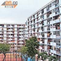 鄔滿海:重建舊邨紓公屋需求 - 東方日報