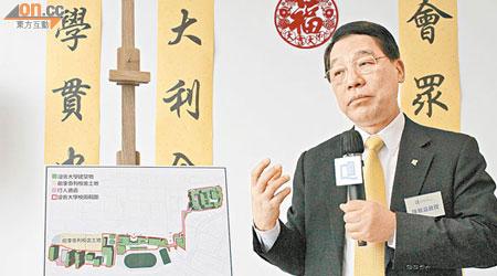 陳新滋:辭職非要挾政府 - 東方日報