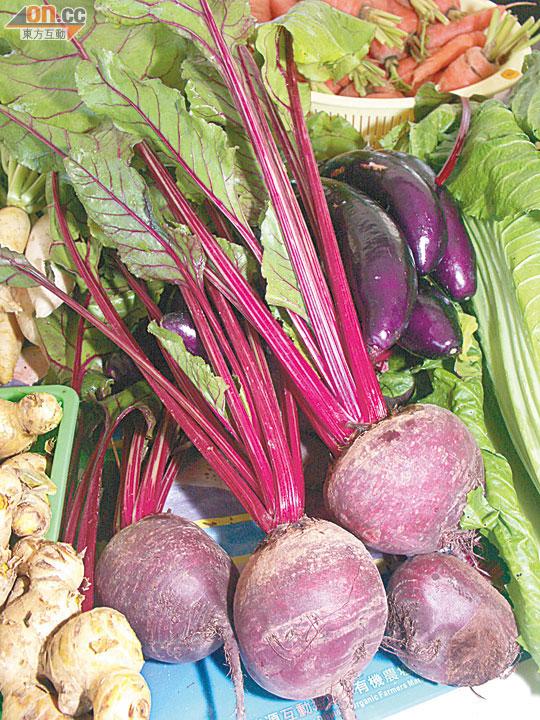 紅菜頭可抗癌降血壓 - 東方日報