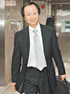 楊家雄任刑檢專員 拒談貪曾案進展 - 東方日報