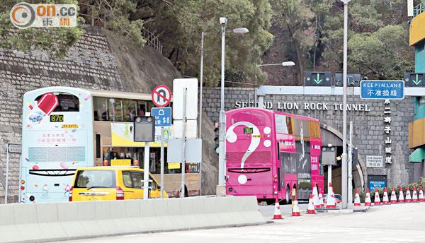 重組11巴士線改行尖隧 - 東方日報