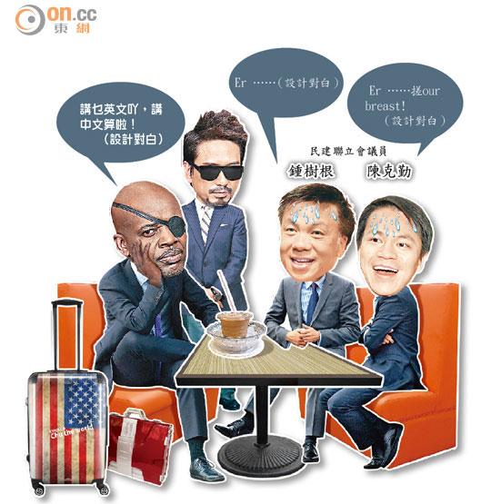 政情:唔見美國會 民記怕醜? - 東方日報