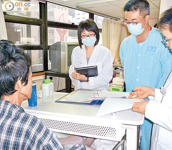 中西合醫 公院收訂千元防走數 - 東方日報