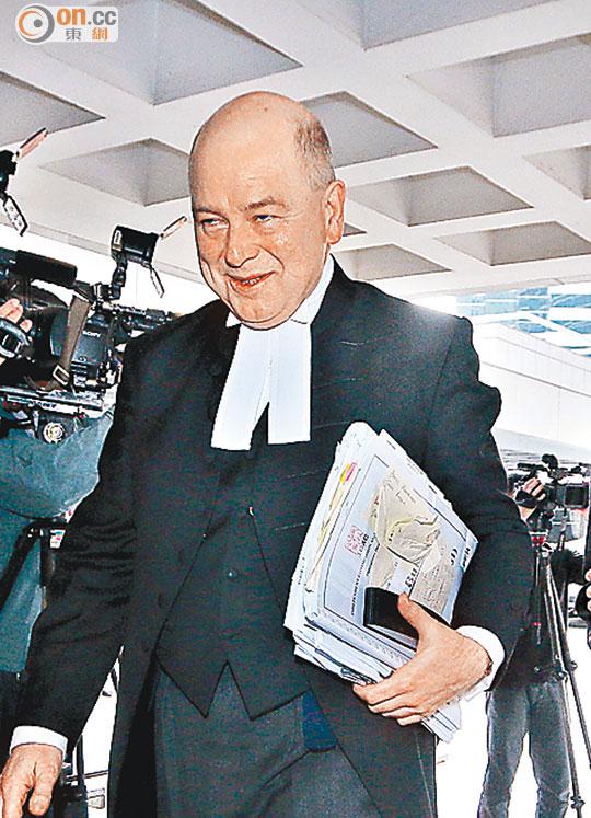 法庭:許仕仁時薪87萬 - 東方日報