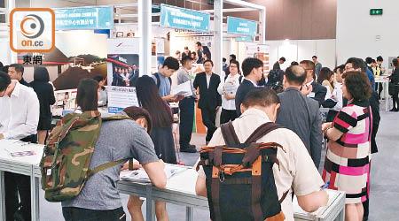 機場職業博覽供逾三千空缺 - 東方日報