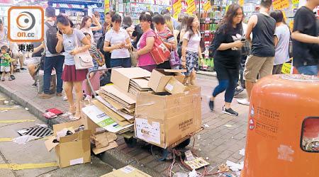 清潔香港空口講垃圾蟲愈罰愈多 - 東方日報