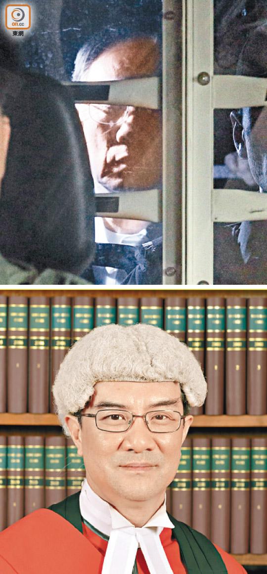 法官:從未見過有人從如此高處墮落 曾蔭權囚20個月 - 東方日報