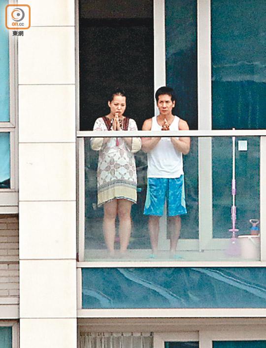 夫婦雙屍案親友哀傷招魂 - 東方日報