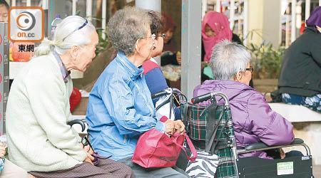 安老服務計劃 被批低估需求 - 東方日報