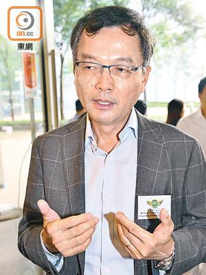 中環出更:林正財熱愛單車 年踩萬里 - 東方日報