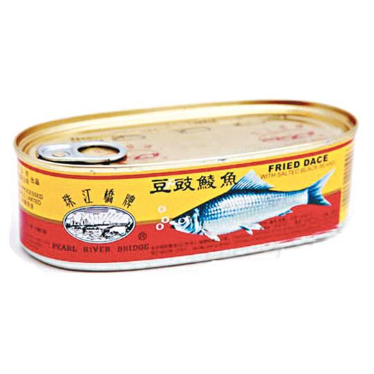 珠江橋牌豆豉鯪魚 樣本含孔雀石綠 - 東方日報