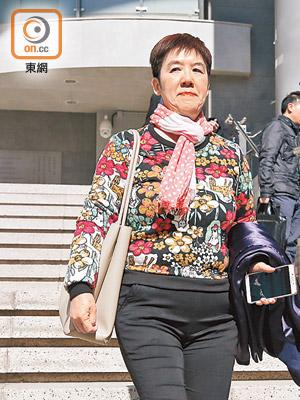 衝擊立會案 暈倒女保安:游梁來勢洶洶 - 東方日報