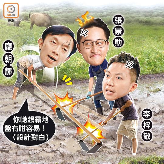 政情:區選前哨戰 李梓敬擴版圖 龐朝輝倒戈 - 東方日報