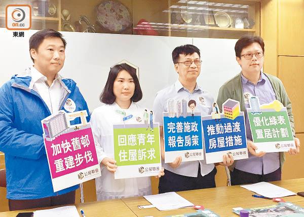 聯會倡收緊綠置居轉售限制 - 東方日報