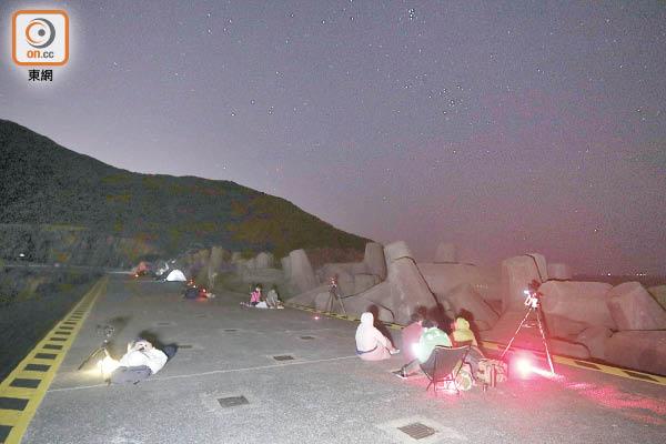 周五雙子座流星雨石澳西貢觀賞熱點 - 東方日報