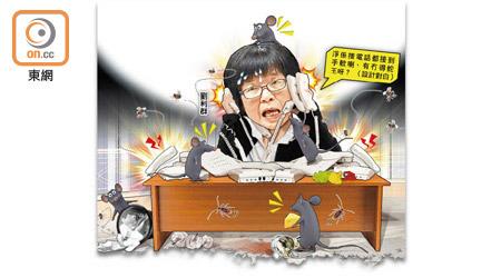 政情:蛇鼠一窩 瓣瓣唔妥 食署收投訴封王 - 東方日報