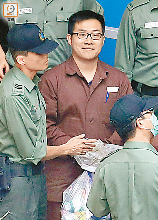 邵家臻申押解立會議事 - 東方日報