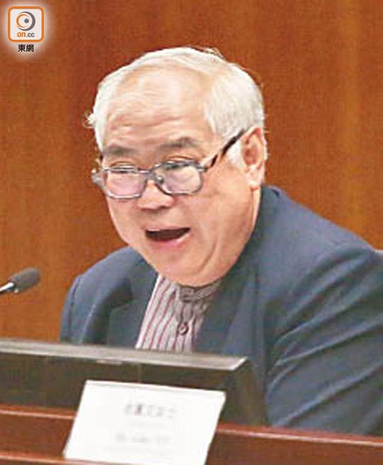 政情:象哥做足15年議員唔知薪酬點制訂 - 東方日報
