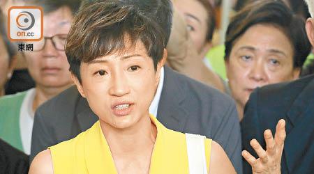 政情:陳淑莊已切除腫瘤 證實良性或毋須化療 - 東方日報