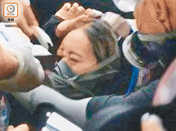 爆眼少女申覆核 獲高院許可 - 東方日報