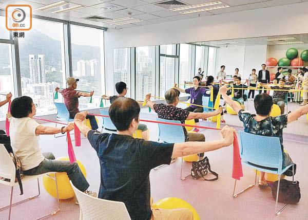 葵青地區康健中心 下周三開幕 - 東方日報