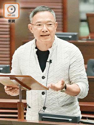 建制誓保兩超級議席謝偉俊勢披甲 - 東方日報