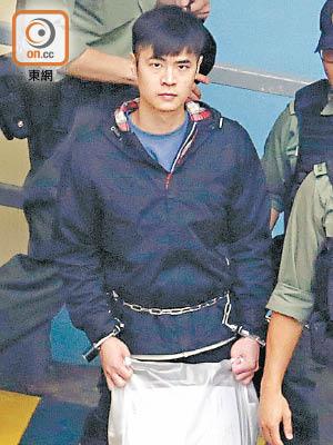 法庭:石棺藏屍案:第三被告:棄當警員做港鐵站務主任 - 東方日報