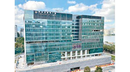 中大醫院明年1月啟用 提供600病床 - 東方日報