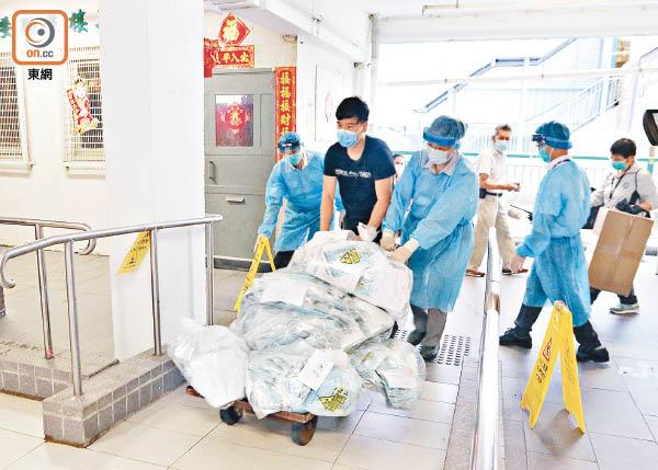 香港內外失守 健康碼恐再押後 - 東方日報