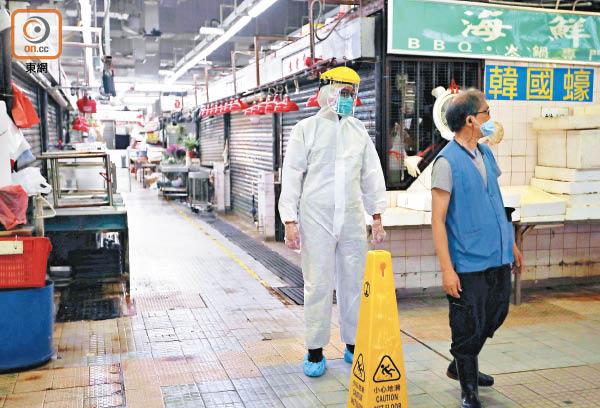 紅磡土瓜灣街市爆疫恐淪華南海鮮市場2.0 - 東方日報